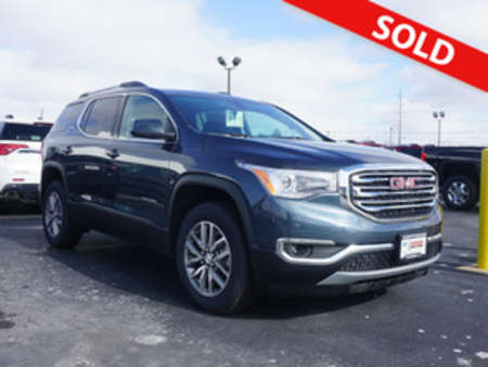 2019 GMC Acadia SLE-2 for Sale  - 423  - Coffman Truck Sales