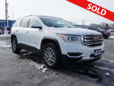 2019 GMC Acadia SLE-2 for Sale  - 161  - Coffman Truck Sales