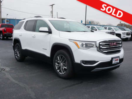 2019 GMC Acadia SLT-1 for Sale  - 132  - Coffman Truck Sales