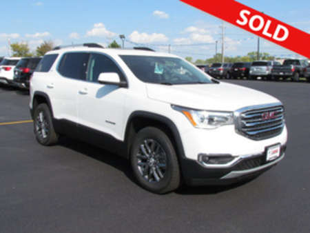 2018 GMC Acadia SLT for Sale  - 3484  - Coffman Truck Sales