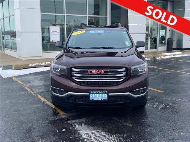 2018 GMC Acadia  - Coffman Truck Sales