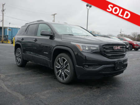 2019 GMC Acadia SLT-1 AWD for Sale  - 243  - Coffman Truck Sales