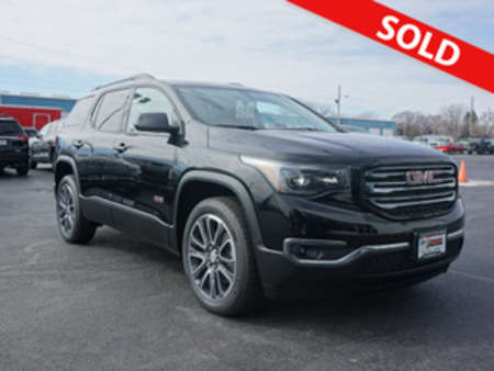 2019 GMC Acadia SLT-1 AWD for Sale  - 468  - Coffman Truck Sales