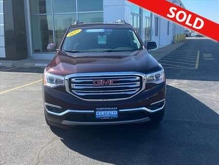 2017 GMC Acadia SLT-2 AWD for Sale  - 8760  - Coffman Truck Sales