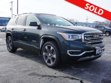 2019 GMC Acadia SLT-2 AWD for Sale  - 160  - Coffman Truck Sales