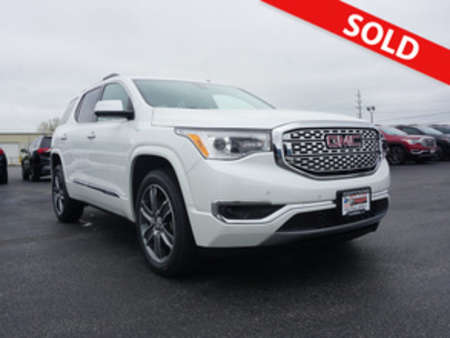2019 GMC Acadia Denali AWD for Sale  - 537  - Coffman Truck Sales