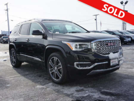2019 GMC Acadia Denali AWD for Sale  - 079  - Coffman Truck Sales