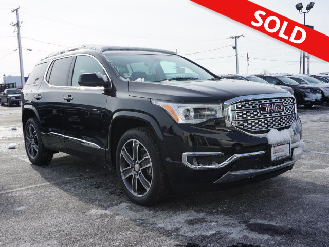 2019 GMC Acadia  - Coffman Truck Sales