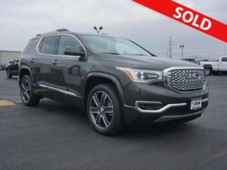 2019 GMC Acadia Denali AWD for Sale  - 185  - Coffman Truck Sales