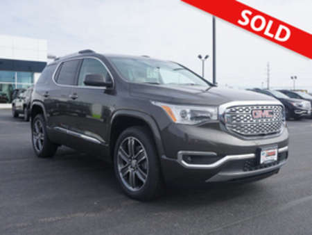 2019 GMC Acadia Denali AWD for Sale  - 453  - Coffman Truck Sales