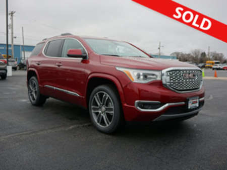 2019 GMC Acadia Denali AWD for Sale  - 270  - Coffman Truck Sales