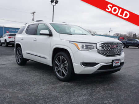 2019 GMC Acadia Denali AWD for Sale  - 271  - Coffman Truck Sales