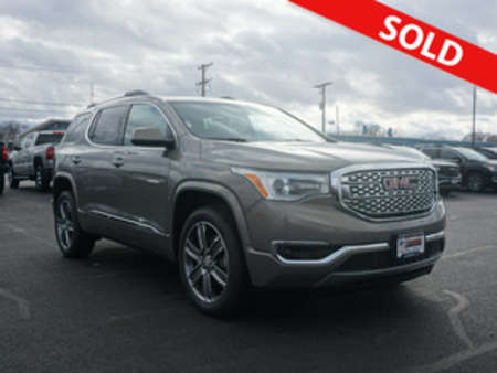 2019 GMC Acadia Denali AWD for Sale  - 455  - Coffman Truck Sales