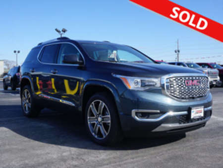 2019 GMC Acadia Denali AWD for Sale  - 278  - Coffman Truck Sales