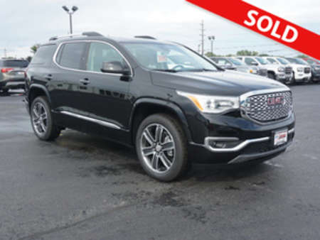 2019 GMC Acadia Denali for Sale  - 3993  - Coffman Truck Sales