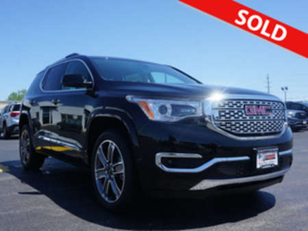 2019 GMC Acadia Denali AWD for Sale  - 553  - Coffman Truck Sales