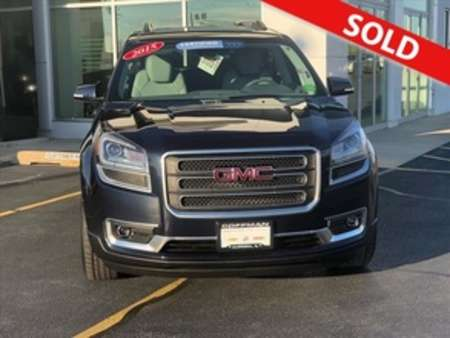 2015 GMC Acadia SLT-1 for Sale  - 8651  - Coffman Truck Sales