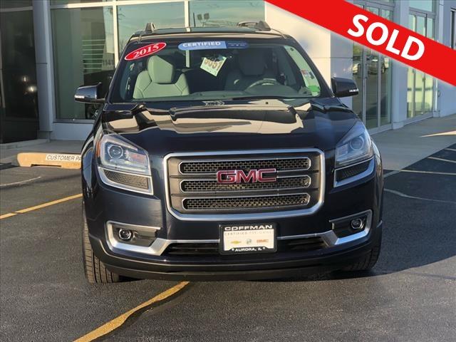 2015 GMC Acadia  - Coffman Truck Sales