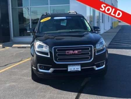 2016 GMC Acadia SLT-1 for Sale  - 8641  - Coffman Truck Sales