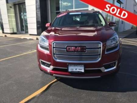 2015 GMC Acadia Denali for Sale  - 8645  - Coffman Truck Sales