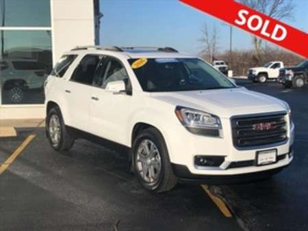 2016 GMC Acadia SLT-1 AWD for Sale  - 8699  - Coffman Truck Sales