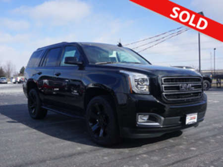 2019 GMC Yukon SLT 4WD for Sale  - 202  - Coffman Truck Sales