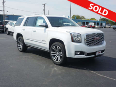 2019 GMC Yukon Denali for Sale  - 021  - Coffman Truck Sales