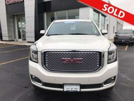 2015 GMC Yukon Denali 4WD for Sale  - 8681  - Coffman Truck Sales