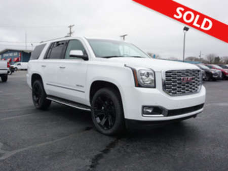 2019 GMC Yukon Denali 4WD for Sale  - 281  - Coffman Truck Sales