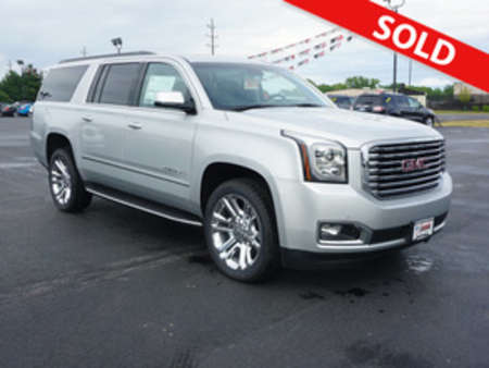 2019 GMC Yukon XL SLT 1500 4WD for Sale  - 3976  - Coffman Truck Sales