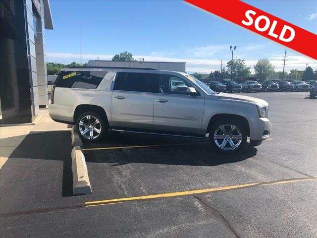 2016 GMC Yukon XL  - Coffman Truck Sales