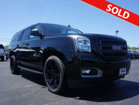 2019 GMC Yukon XL SLT 1500 4WD for Sale  - 285  - Coffman Truck Sales
