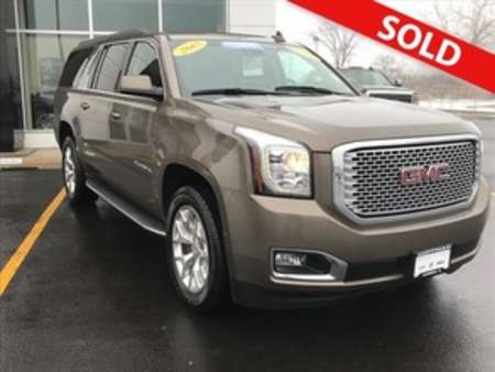 2015 GMC Yukon XL SLT 1500 for Sale  - 8504  - Coffman Truck Sales