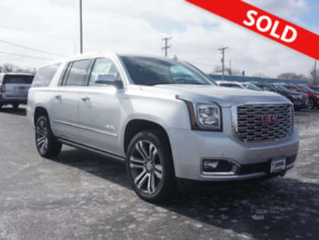 2019 GMC Yukon XL Denali 4WD for Sale  - 164  - Coffman Truck Sales