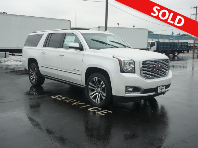 2019 GMC Yukon XL  - Coffman Truck Sales
