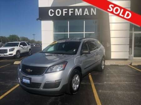 2014 Chevrolet Traverse LS for Sale  - 8746  - Coffman Truck Sales