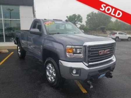 2015 GMC Sierra 2500HD SLE for Sale  - 8573  - Coffman Truck Sales