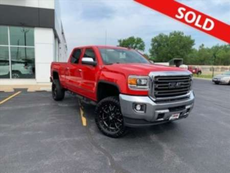 2019 GMC Sierra 2500HD SLT 4WD Crew Cab for Sale  - 430  - Coffman Truck Sales