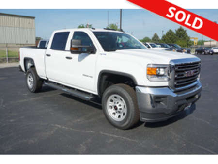 2018 GMC Sierra 2500HD Base for Sale  - 3865  - Coffman Truck Sales