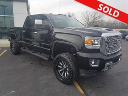 2019 GMC Sierra 2500HD Denali 4WD Crew Cab for Sale  - 096  - Coffman Truck Sales
