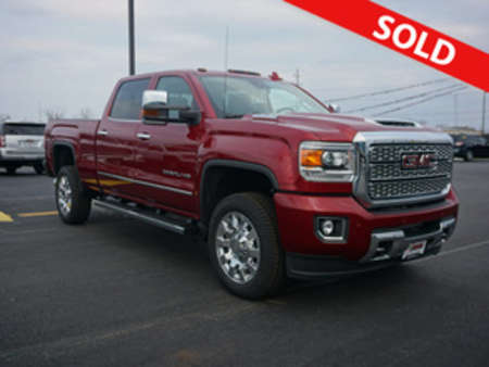 2019 GMC Sierra 2500HD Denali 4WD Crew Cab for Sale  - 214  - Coffman Truck Sales