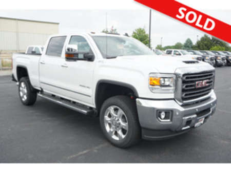 2018 GMC Sierra 2500HD SLT for Sale  - 3858  - Coffman Truck Sales