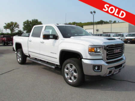 2018 GMC Sierra 2500HD SLT for Sale  - 3470  - Coffman Truck Sales