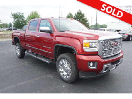 2018 GMC Sierra 2500HD Denali for Sale  - 3882  - Coffman Truck Sales