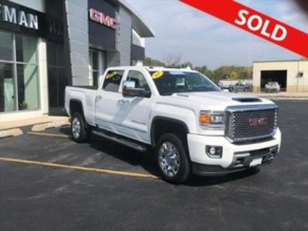 2017 GMC Sierra 2500HD Denali 4WD Crew Cab for Sale  - 8631  - Coffman Truck Sales