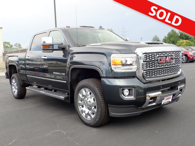 2018 GMC Sierra 2500HD  - Coffman Truck Sales