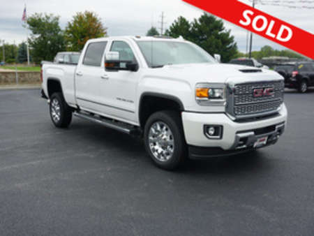 2018 GMC Sierra 2500HD Denali for Sale  - 028  - Coffman Truck Sales