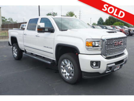 2018 GMC Sierra 2500HD Denali for Sale  - 3864  - Coffman Truck Sales