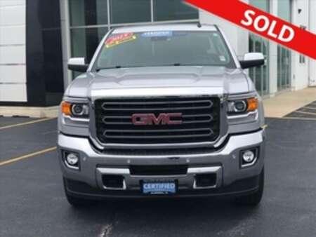 2015 GMC Sierra 2500HD SLT for Sale  - 8582  - Coffman Truck Sales