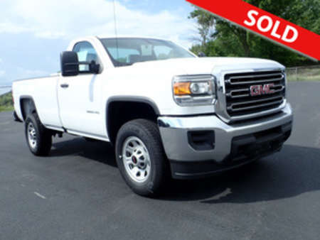 2018 GMC Sierra 3500HD Base 2WD Regular Cab for Sale  - 3837  - Coffman Truck Sales